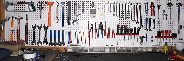 home garage organization ideas - Workshop Solutions Tool Storage