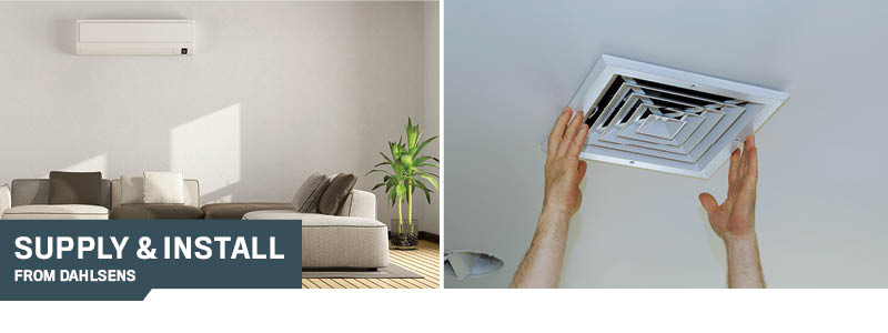 Heating and Cooling (HVAC)