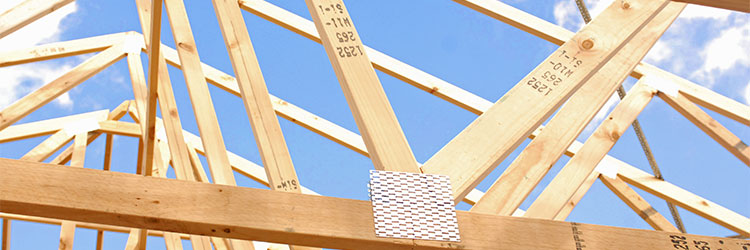 Roof trusses frame truss trade products for Roof trusses installation