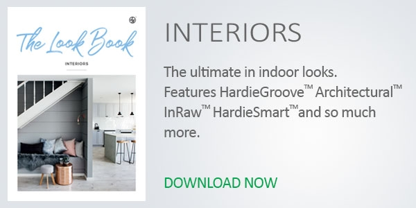 James Hardie Look Book Interior
