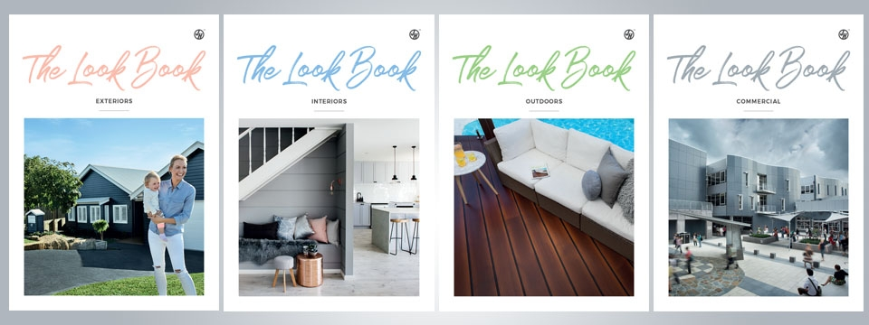 James Hardie Look Books Collection