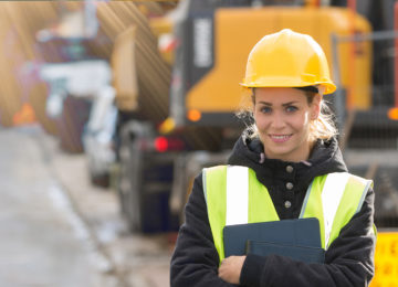 In focus: leading women in construction