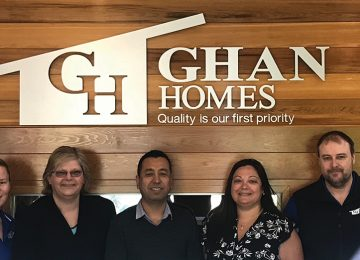 Builder spotlight: Ghan Homes