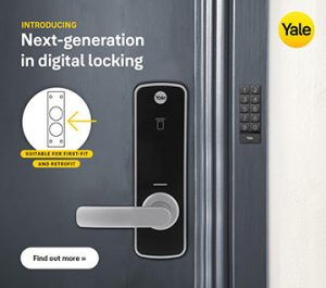 The smarter digital lock, from Yale